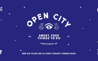OPEN CITY – COMING SOON!