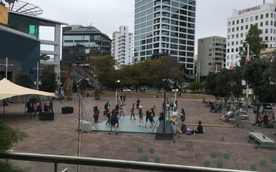 Auckland has its very own Dance-O-Mat!