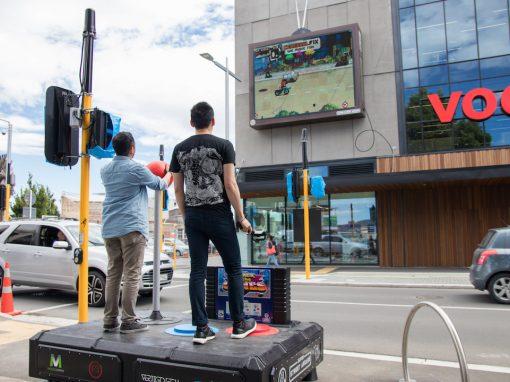 Super Street Arcade